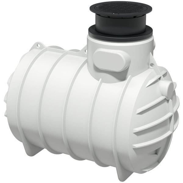 Trinkwasser-Erdtank AQa.Line 3400L