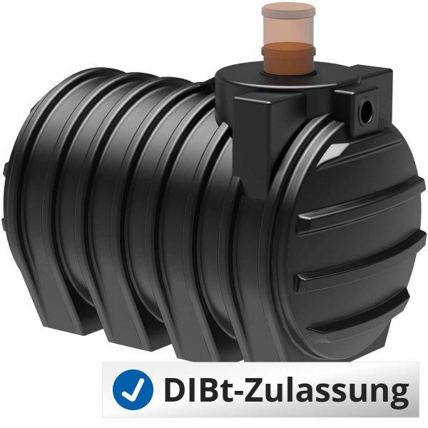 Abwassertank AQa.Line 3000Liter (mit DIBt-Zulassung) - grundwasserstabil