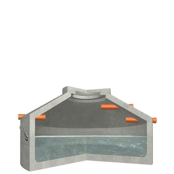 Betonzisterne Hydrophant 2900Liter
