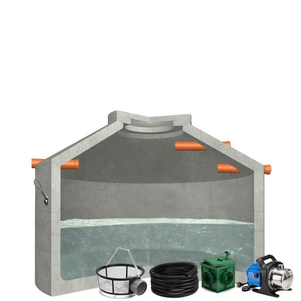 Regenwasseranlage Hydrophant 4360L Garten