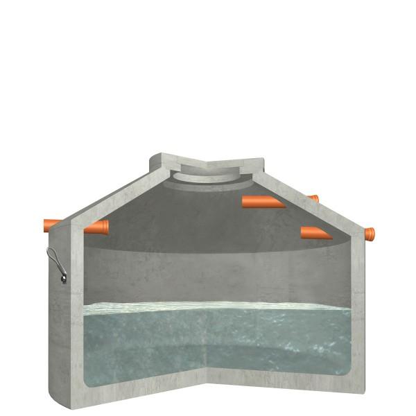 Betonzisterne Hydrophant 4360Liter