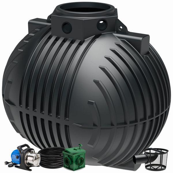 Regenwasseranlage AQa.Line 5000 Liter DIY