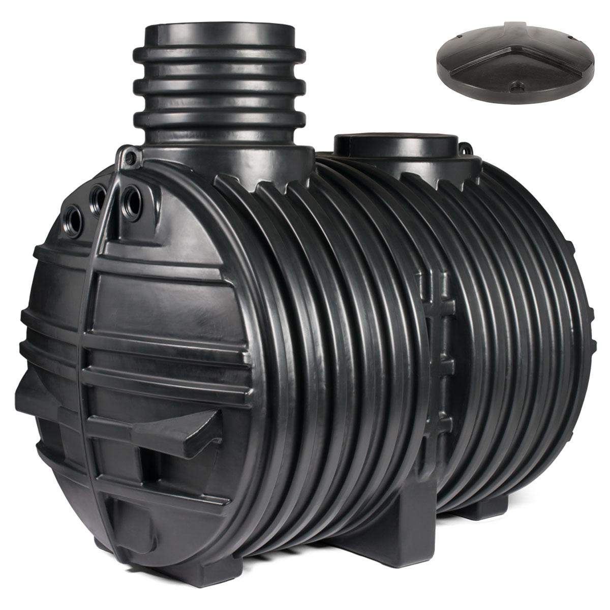 regenwassertank zisterne eco line 5000 liter inkl. Black Bedroom Furniture Sets. Home Design Ideas