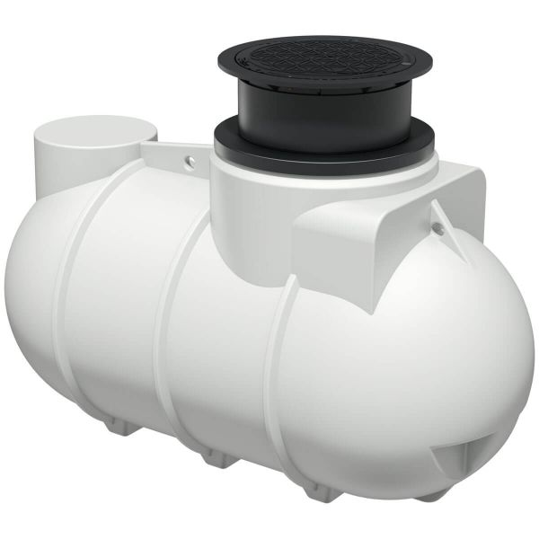 Trinkwasser-Erdtank AQa.Line 2000L