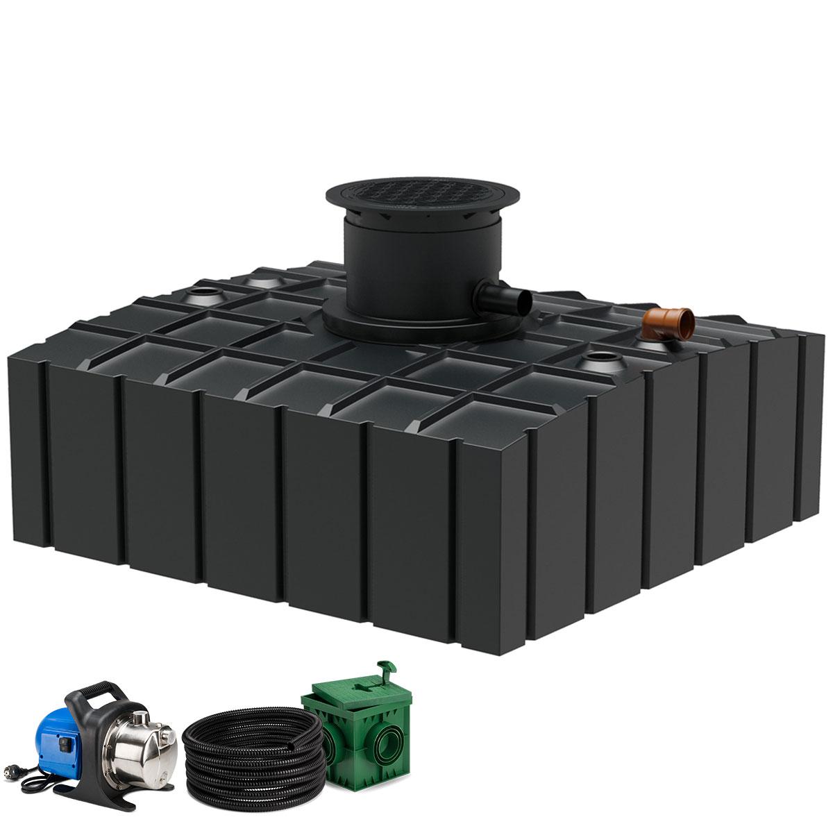 regenwasseranlage ft aqa.line 4150 liter garten | gartenbewässerung