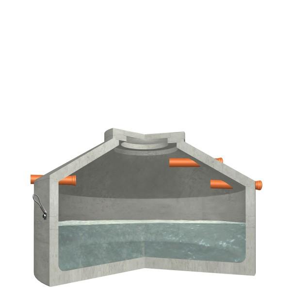 Betonzisterne Hydrophant 3530Liter