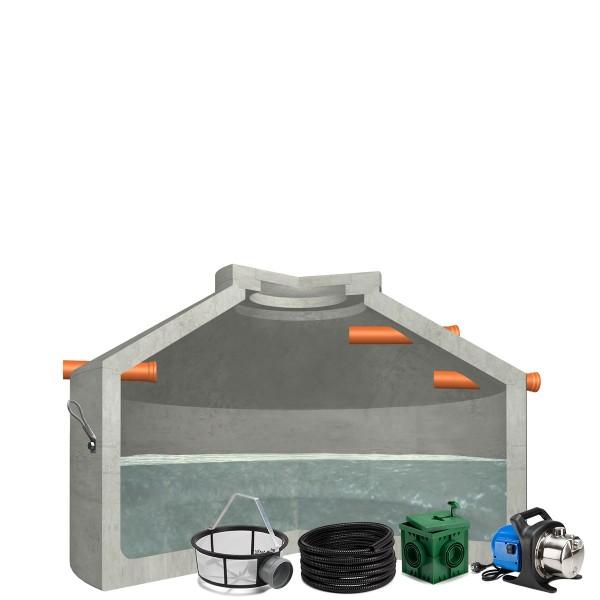 Regenwasseranlage Hydrophant 3530L Garten